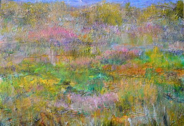 Painting - Grasslands by Regina Valluzzi