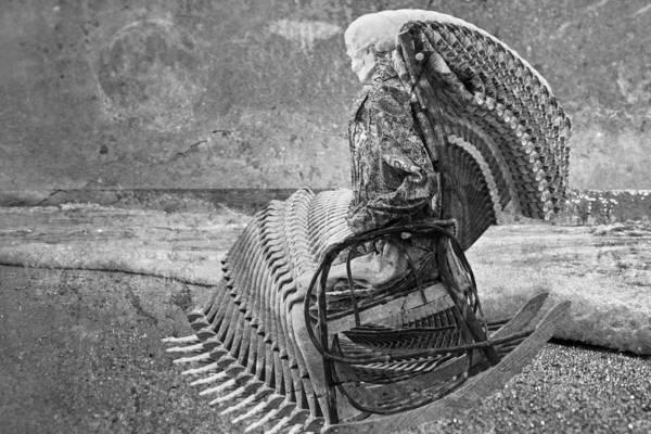 Quilt Digital Art - Grateful Dead Rocking by Betsy Knapp