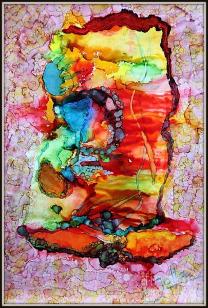 Painting - Grateful Heart.. by Jolanta Anna Karolska