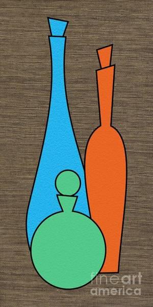 Digital Art - Gravel Art 1 by Donna Mibus