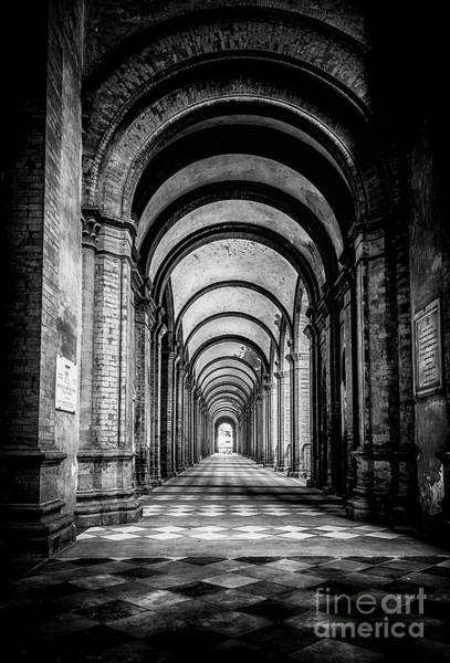 Photograph - Graveyard Of Ravenna by Traven Milovich