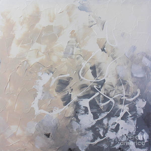 Painting - Gravity by Preethi Mathialagan