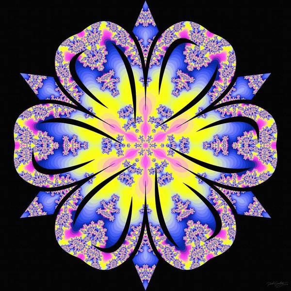 Digital Art - Gravity Pulsar by Derek Gedney