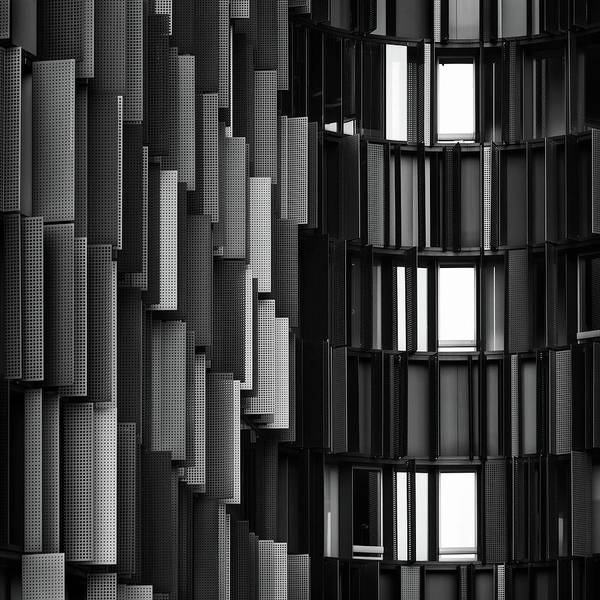 Facade Photograph - Grays Break Up by Gabriele Cavazzini