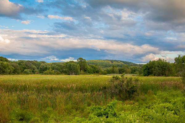 Photograph - Great Blue Hill by Brian MacLean