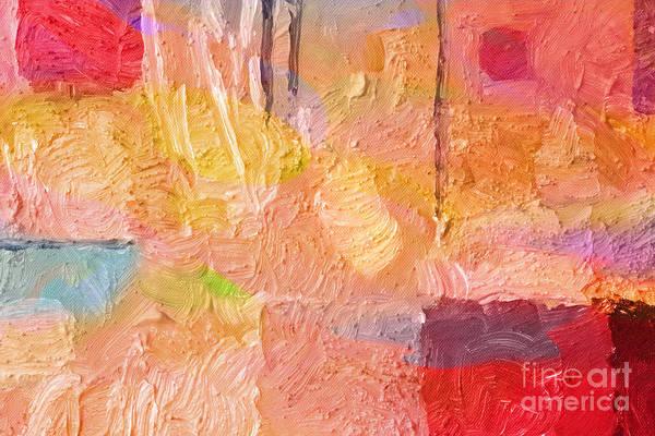 Penetrate Painting - Great Crescendo by Lutz Baar