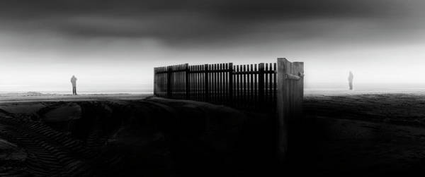 Fences Wall Art - Photograph - Great Distances by Paulo Abrantes