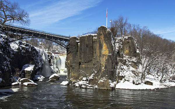 Photograph - Great Falls In Color by Jorge Perez - BlueBeardImagery