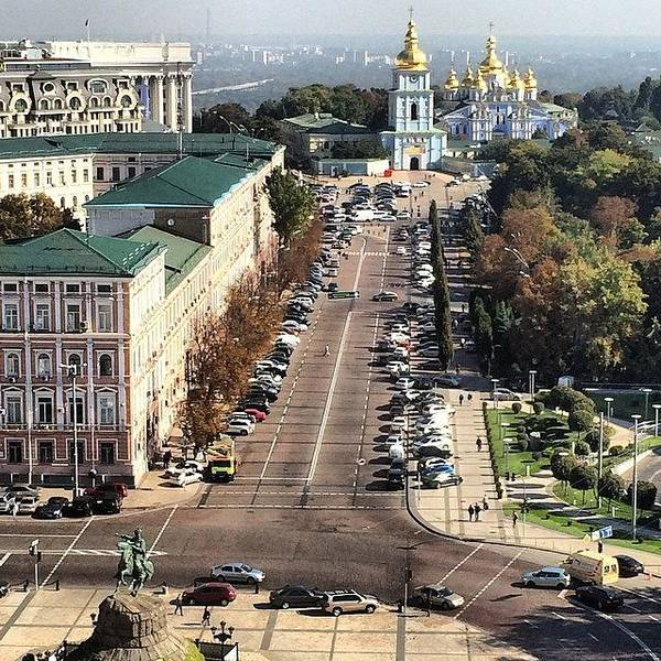 Japan Photograph - #great #kiev #city #ukraine by Ryoji Japan