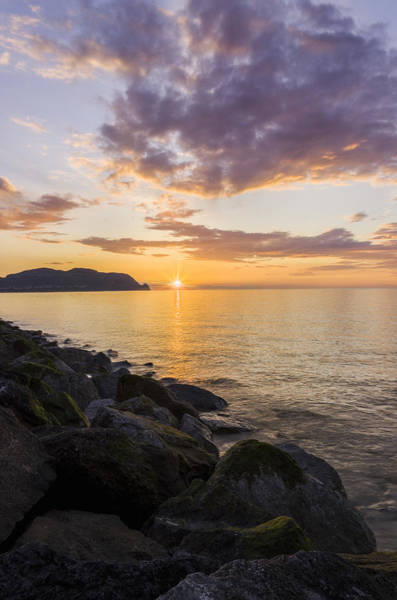 Photograph - Great Orme Sunset by Ian Mitchell