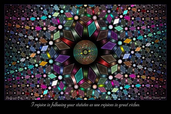 Digital Art - Great Riches by Missy Gainer
