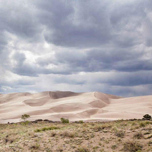 Great Sand Dunes National Park Photograph - Great Sand Dunes National Park by Adrian Studer