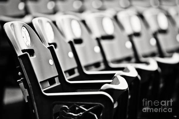 Wall Art - Photograph - Great Seats by Scott Pellegrin