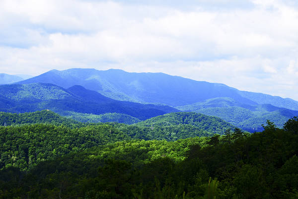 Photograph - Great Smoky Mountains by Christi Kraft