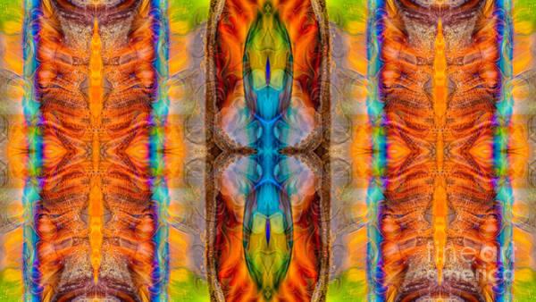 Digital Art - Great Spirit Abstract Pattern Artwork By Omaste Witkowski by Omaste Witkowski