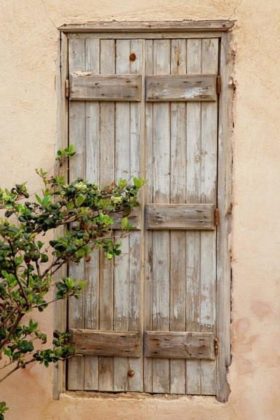 Wall Art - Photograph - Greece, Crete, Chania, Doorway by Hollice Looney