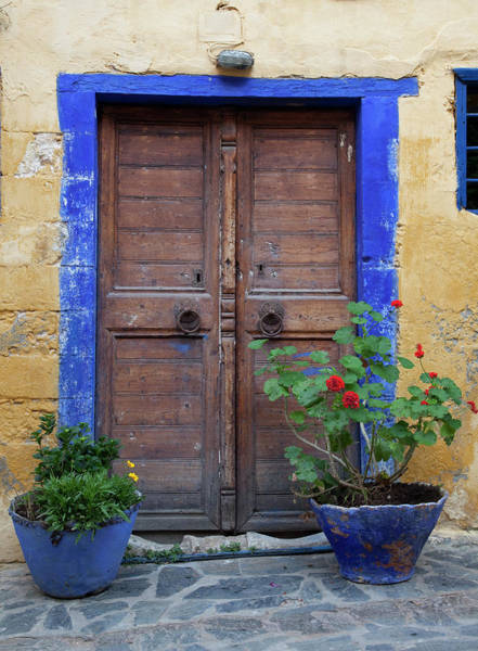 Wall Art - Photograph - Greece, Crete, Chania by Hollice Looney