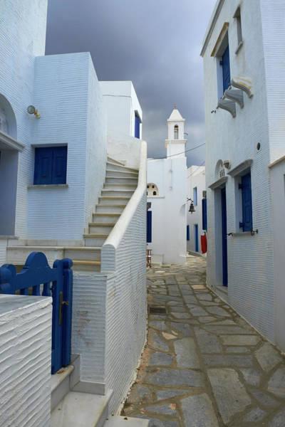 Greece Photograph - Greece, Cyclades Islands, Tinos, Pyrgos by Tuul & Bruno Morandi