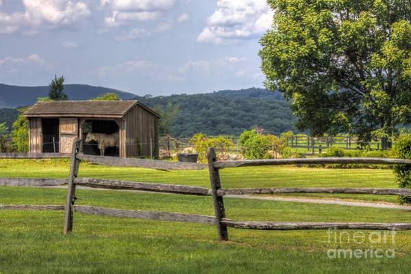Photograph - Green Acres by Rick Kuperberg Sr