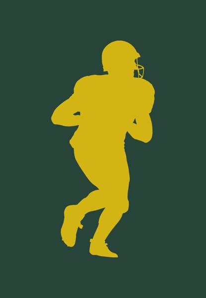 Wall Art - Photograph - Green Bay Packers Aaron Rodgers by Joe Hamilton