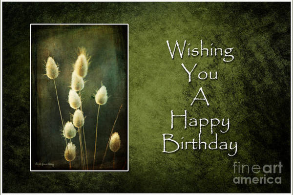 Photograph - Green Birthday by Randi Grace Nilsberg