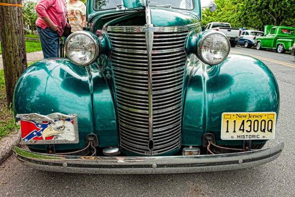 Photograph - Green Machine by Keith Swango
