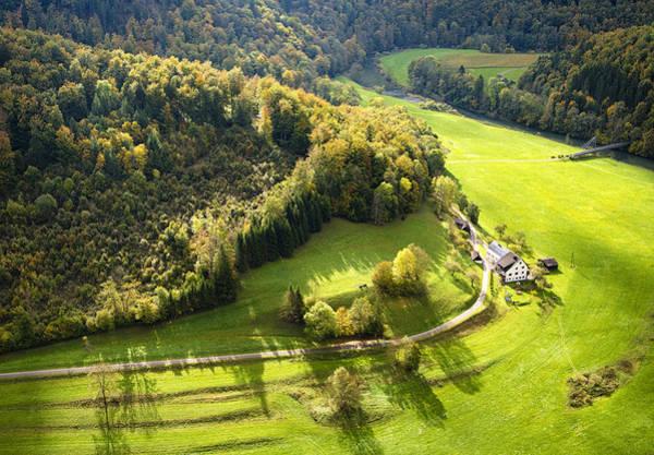 Photograph - Green Paradise by Matthias Hauser