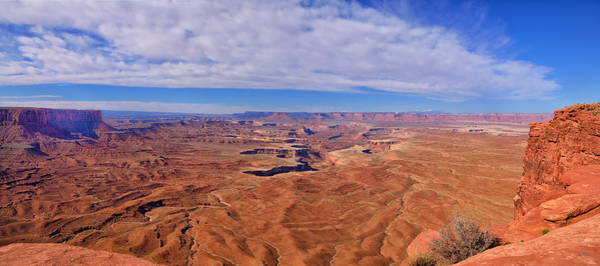 Photograph - Green River Overlook by Greg Norrell