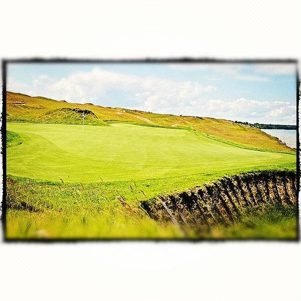 Sport Wall Art - Photograph - Green Side by Scott Pellegrin