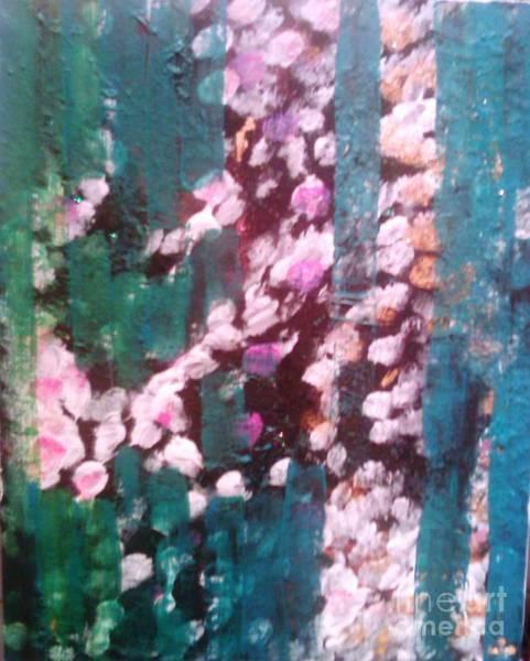 Painting - Green Warrior by Ilona Svetluska