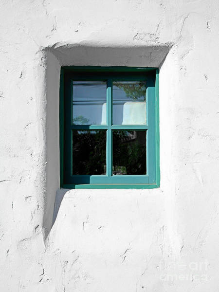 Photograph - Green Window by Kate McKenna