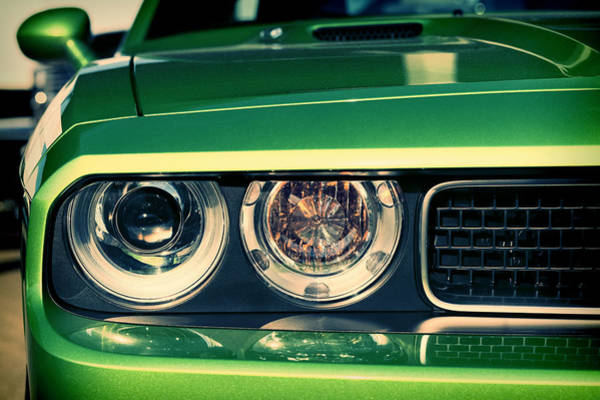 Brembo Photograph - Green With Envy by Gordon Dean II