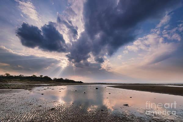 Ayrshire Photograph - Greenan Beach by Rod McLean