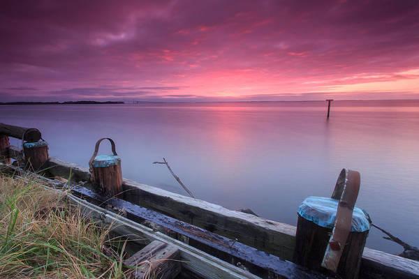 Wall Art - Photograph - Greenbury Point Sunrise by Jennifer Casey