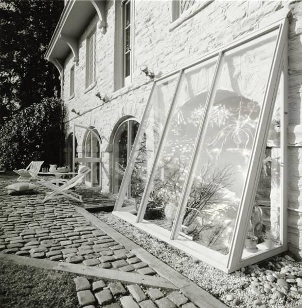 Patio Photograph - Greenhouse by Tom Yee
