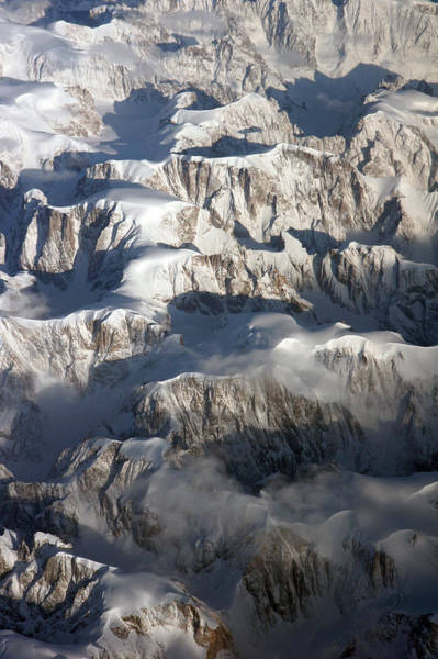 Photograph - Greenland Mountains Landscape In The Summer by Pierre Leclerc Photography