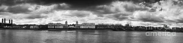 River Thames Photograph - Greenwich And Cutty Sark by Nigel Jones