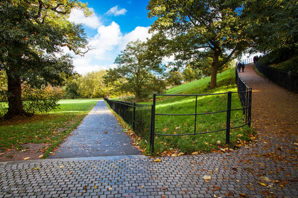Photograph - Greenwich Path by Ross Henton