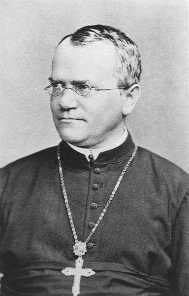 1800s Wall Art - Photograph - Gregor Mendel by American Philosophical Society