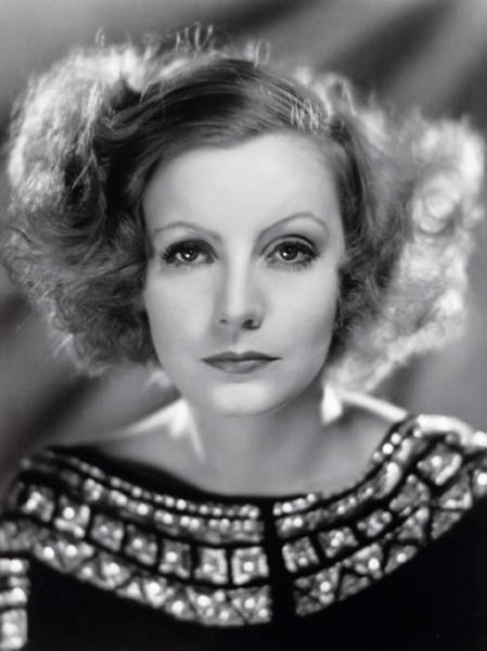 Leading Actress Wall Art - Photograph - Greta Garbo by Daniel Hagerman