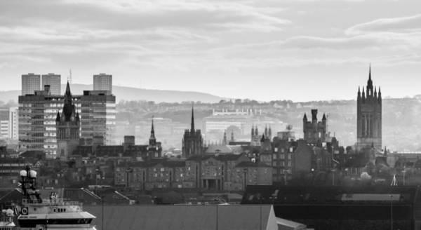 Photograph - Grey City by Brian Grzelewski