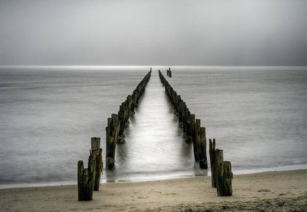 Photograph - Grey Dawn by Russell Brown