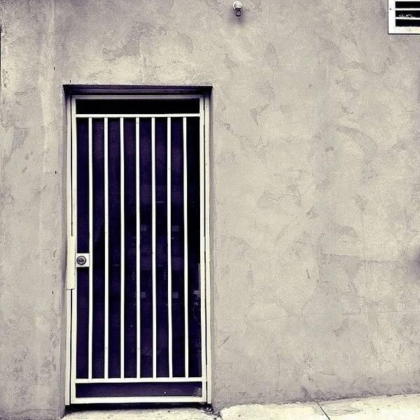 Wall Art - Photograph - Grey Gate by Julie Gebhardt