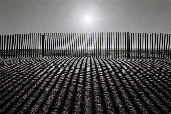 Fences Wall Art - Photograph - Grey Over Grey by Paulo Abrantes