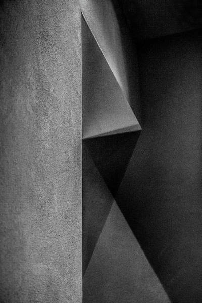 Wall Art - Photograph - Grey Shadows by Inge Schuster