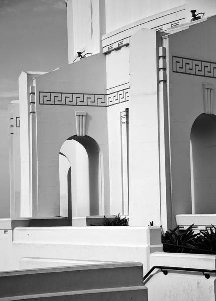 Wall Art - Photograph - Griffith Arches by Ricky Barnard