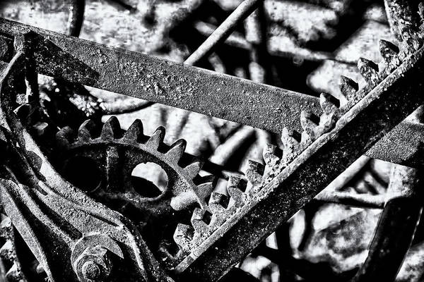 Photograph - Grind by Michael Hope