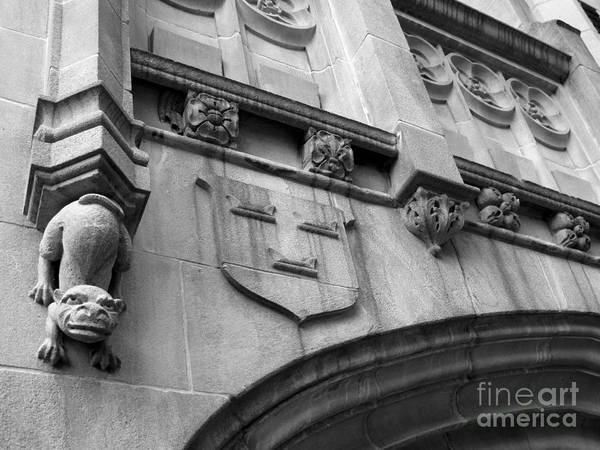 Best Photograph - Grinnell College Detail by University Icons