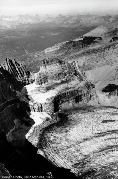 Wall Art - Photograph - Grinnell Glacier by Us Geological Survey/science Photo Library