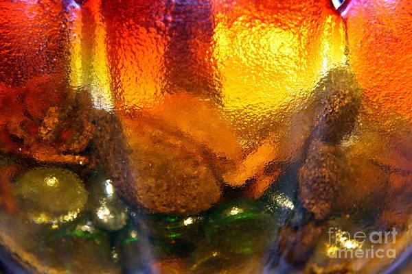 Photograph - Gritty Glass.. by Jolanta Anna Karolska